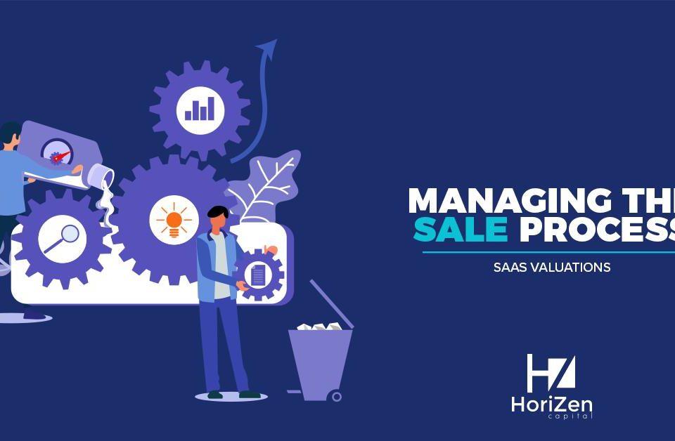 Managing the sale process Horizen Capital