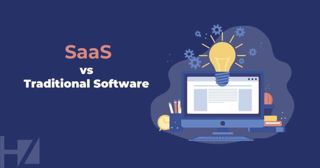 Why Choose a SaaS Provider vs Traditional Software Every Single Time