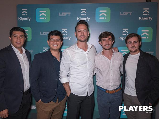 Kiperfy team hiring talent mexico