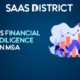 financial due diligence in M&A